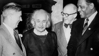 How Albert Einstein Used His Fame to Denounce American Racism