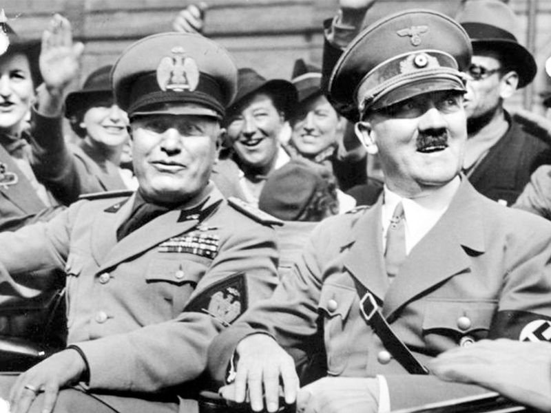 How Journalists Covered The Rise Of Mussolini And Hitler History