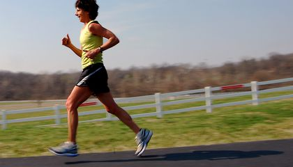 Social Networks May Give Runners a Motivational Leg Up to Hit the Pavement