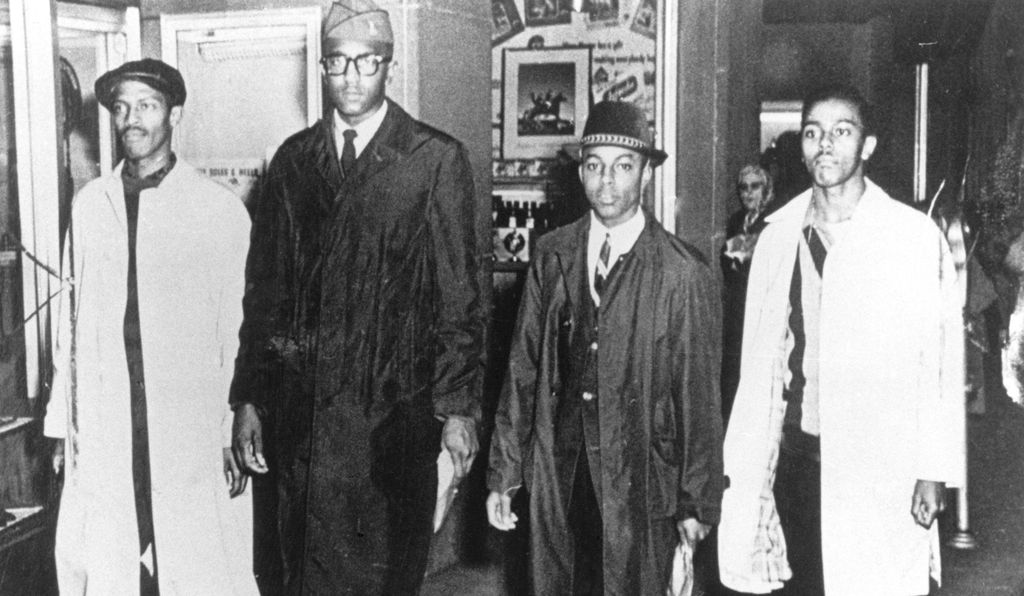The lasting legacy of the Greensboro Four (above from left: David Richmond, Franklin McCain, Jibreel Khazan and Joseph McNeil) was how the courageous moment grew to a revolutionary movement.<br>