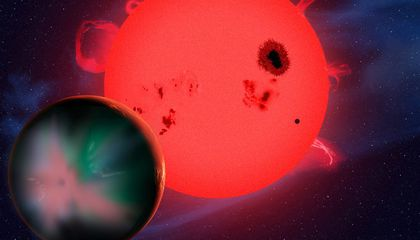 Planets Close to Their Host Stars May Be Habitable, but There's a Catch