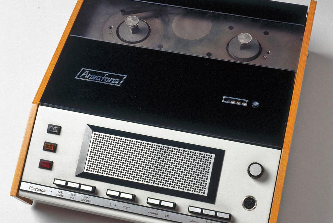 How the Spread of the Answering Machine Got Put on Hold