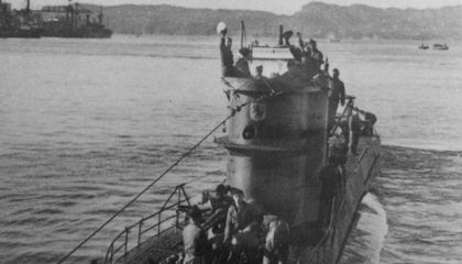 Wreckage of a Nazi U-Boat Was Found Off the Coast of North Carolina