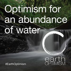 Optimism for an abundance of water