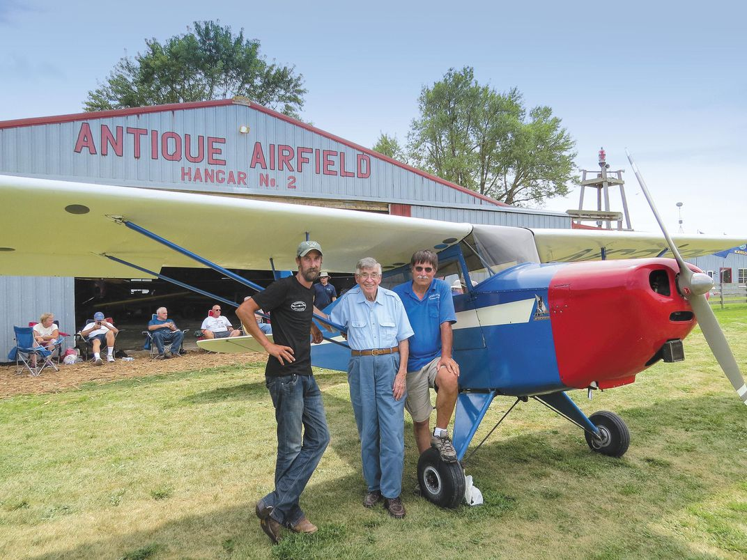 Robert Taylor's Annual People and Planes Reunion | History