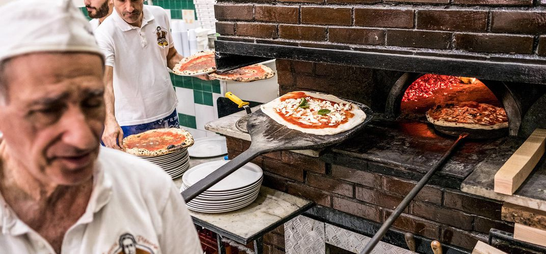 Caption: How Naples' Pizza Culture Has Changed