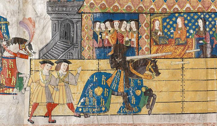 What the Medieval Olympics Looked Like
