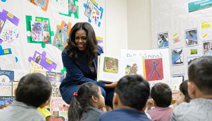 A Read-Along With Michelle Obama and Other Livestream Learning Opportunities