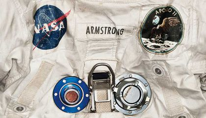 The Latest on the Kickstarter Campaign to Conserve Neil Armstrong's Spacesuit