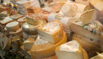 The U.S. Has a Massive Cheese Surplus