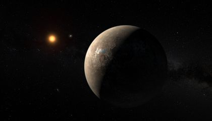 An Earthlike (Maybe) Planet Around the Nearest Star