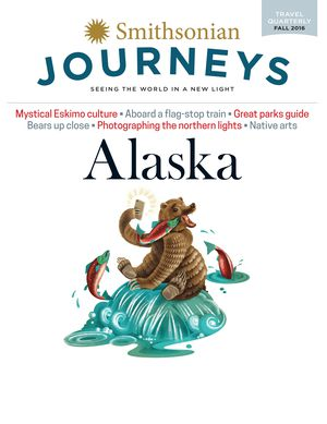 Preview thumbnail for video 'This article is a selection from the Smithsonian Journeys Travel Quarterly Alaska Issue