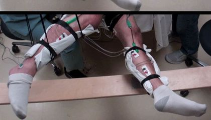 Five Paralyzed Men Move Their Legs Again in a UCLA Study