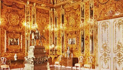 A Brief History of the Amber Room