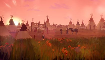 New 'Oregon Trail' Game Revisits Westward Expansion From Native Perspective