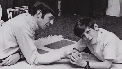 Filmmaker Adam Nimoy's Homage to His Famous Dad