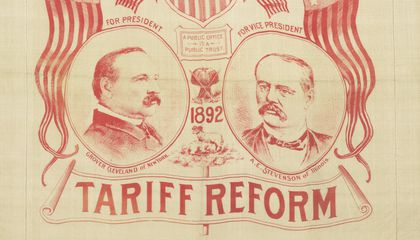 A History of America's Ever-Shifting Stance on Tariffs
