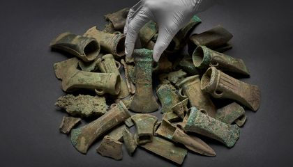 London's Largest Cache of Bronze Age Objects Is on View for the First Time