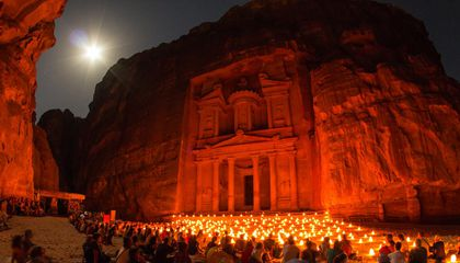 Archaeologists Find Gigantic Ancient Monument in Jordan