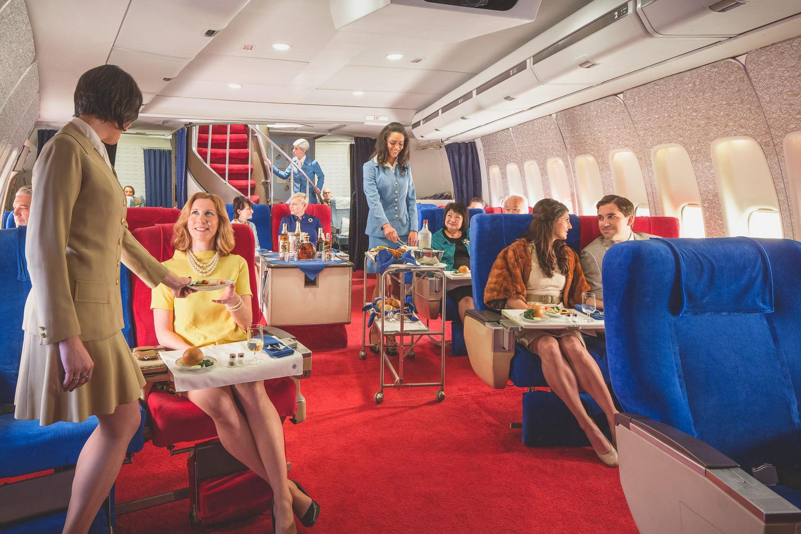 Pretend to Fly Pan Am -- On a Hollywood Sound Stage | History | Air & Space  Magazine