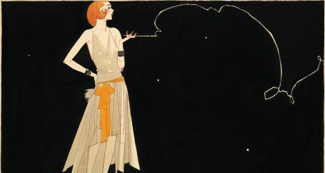 The History Of The Flapper Part 5 Who Was Behind The Fashions Arts Culture Smithsonian Magazine