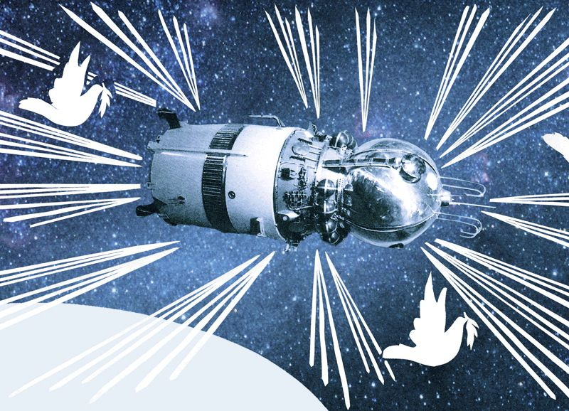 More Space More Attention More Success >> The First Group Of Female Cosmonauts Were Trained To Conquer The