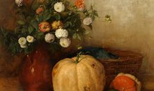 How the Formerly Ubiquitous Pumpkin Became a Thanksgiving Treat