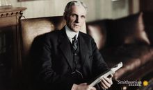 How Henry Ford went from pacifist to major supplier of World War I