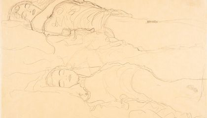 'Lost' Klimt Drawing Found in Cupboard of Museum Personal Assistant