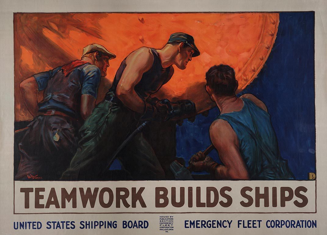 The Posters That Sold World War I to the American Public   History
