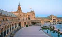 A Cruise of Spain and Portugal