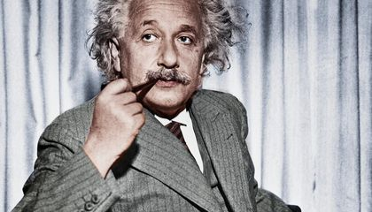 Albert Einstein Has a Social Media Team