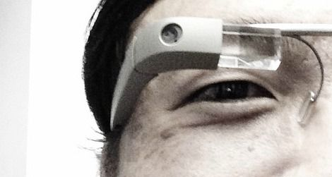 What is appropriate Google Glass behavior?