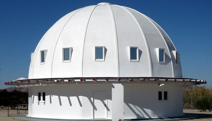 "New Film Tells the Story of George Van Tassel and His UFO-Inspired ""Integratron"""