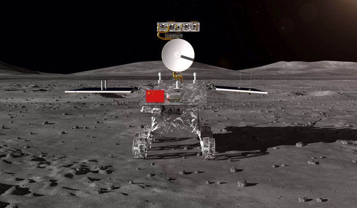 China's Mission to Land on Far Side of the Moon