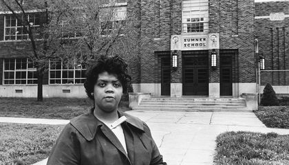 Linda Brown, at the Center of Brown v. Board of Education, Has Died