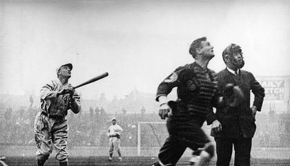 The Inside Story of Baseball's Grand World Tour of 1914