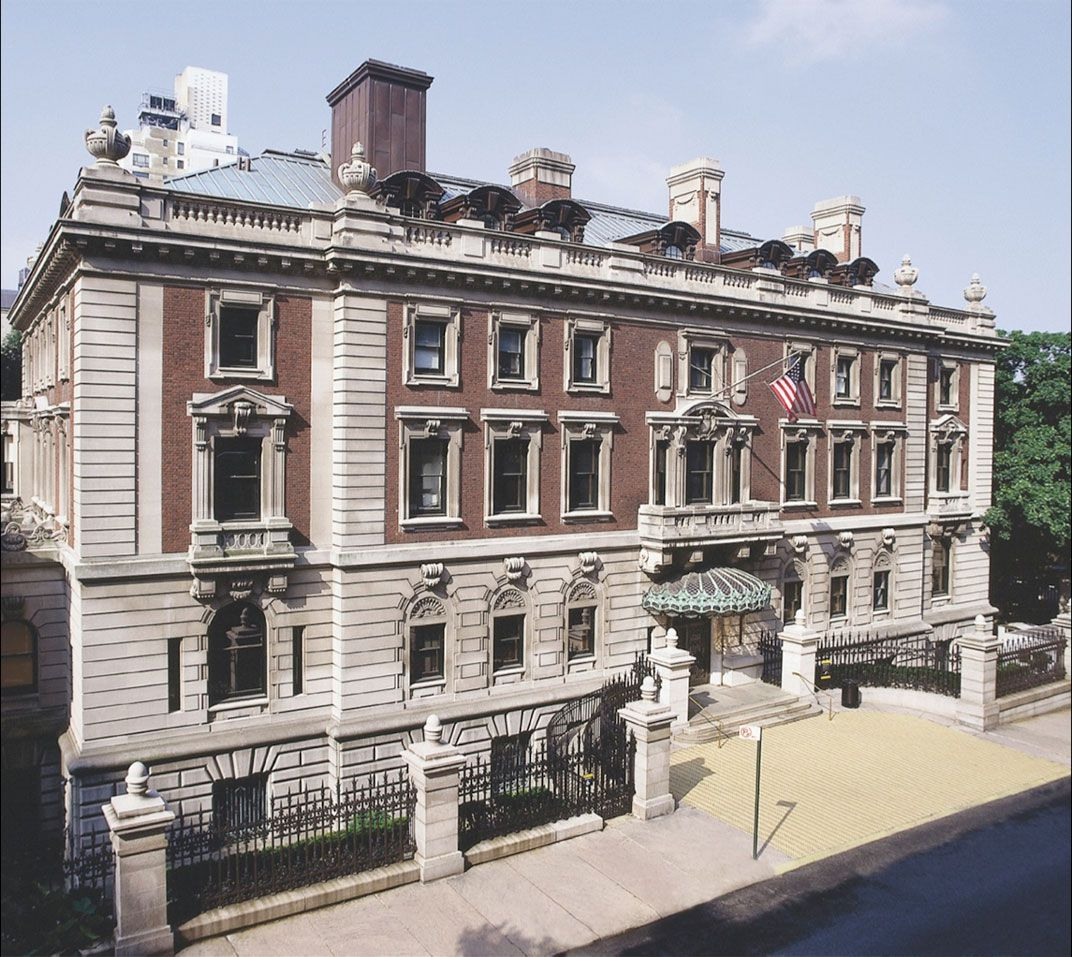 The Cooper Hewitt Smithsonian Design Museum Makes Its Grand