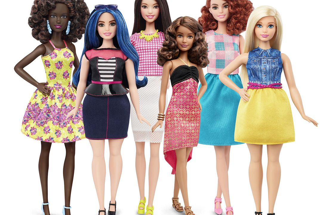 Barbie is getting a new look, again