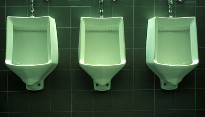 Turns Out Urine Isn't Actually Sterile