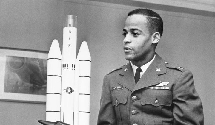Ed Dwight: The Astronaut Who Wasn't
