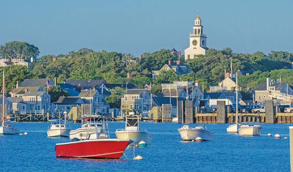 Cruising New England's Islands