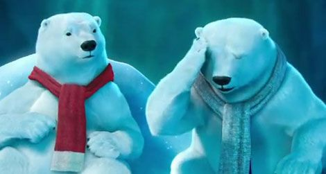 The Coca-Cola polar bears are making another appearance at this year's telecast of the Super Bowl