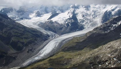 Can Snow Machines Save Swiss Glaciers?