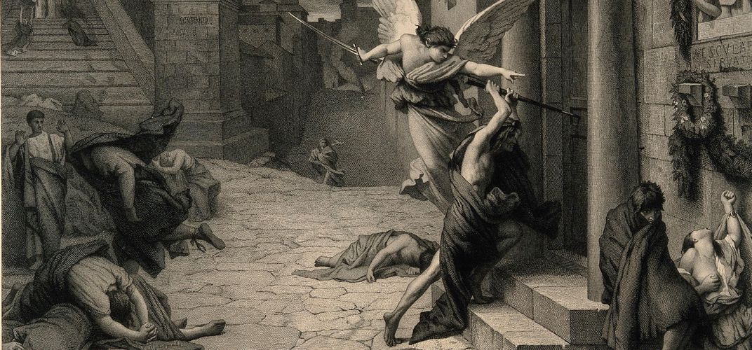 Caption: What Rome Learned From the Deadly Antonine Plague