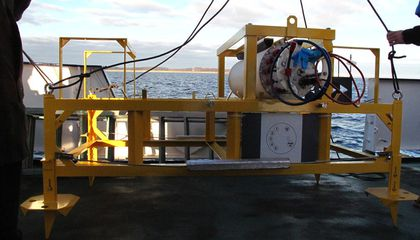 A Huge Underwater Observatory Has Vanished Without a Trace