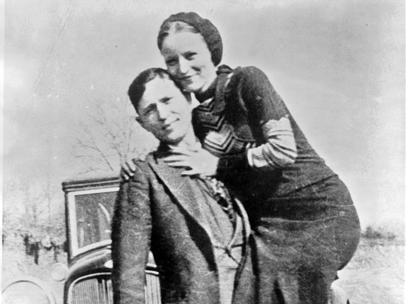 BONNIE & CLYDE – TWO MOVIES.