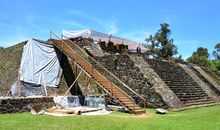 Earthquake Reveals 12th-Century Temple Hidden Within Aztec Pyramid