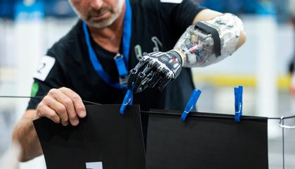 Switzerland Will Host the First Cyborg Olympics