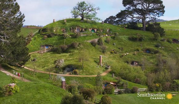 Preview thumbnail for video'No Wonder Lord of the Rings' Middle-Earth Was Filmed Here
